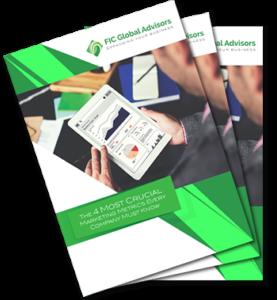 eBook cover - 4 Most Crucial Marketing Metrics